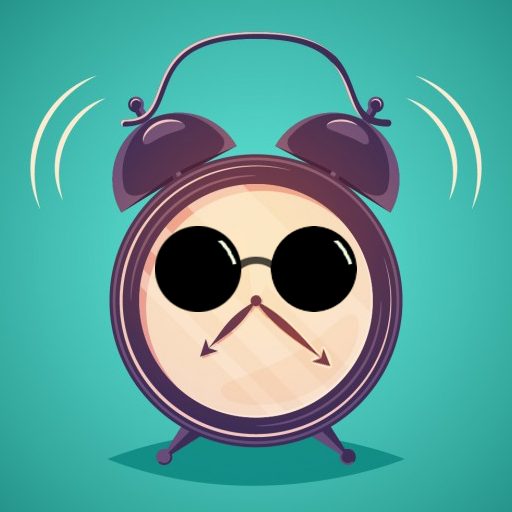 Blind-Droid Alarm icon
